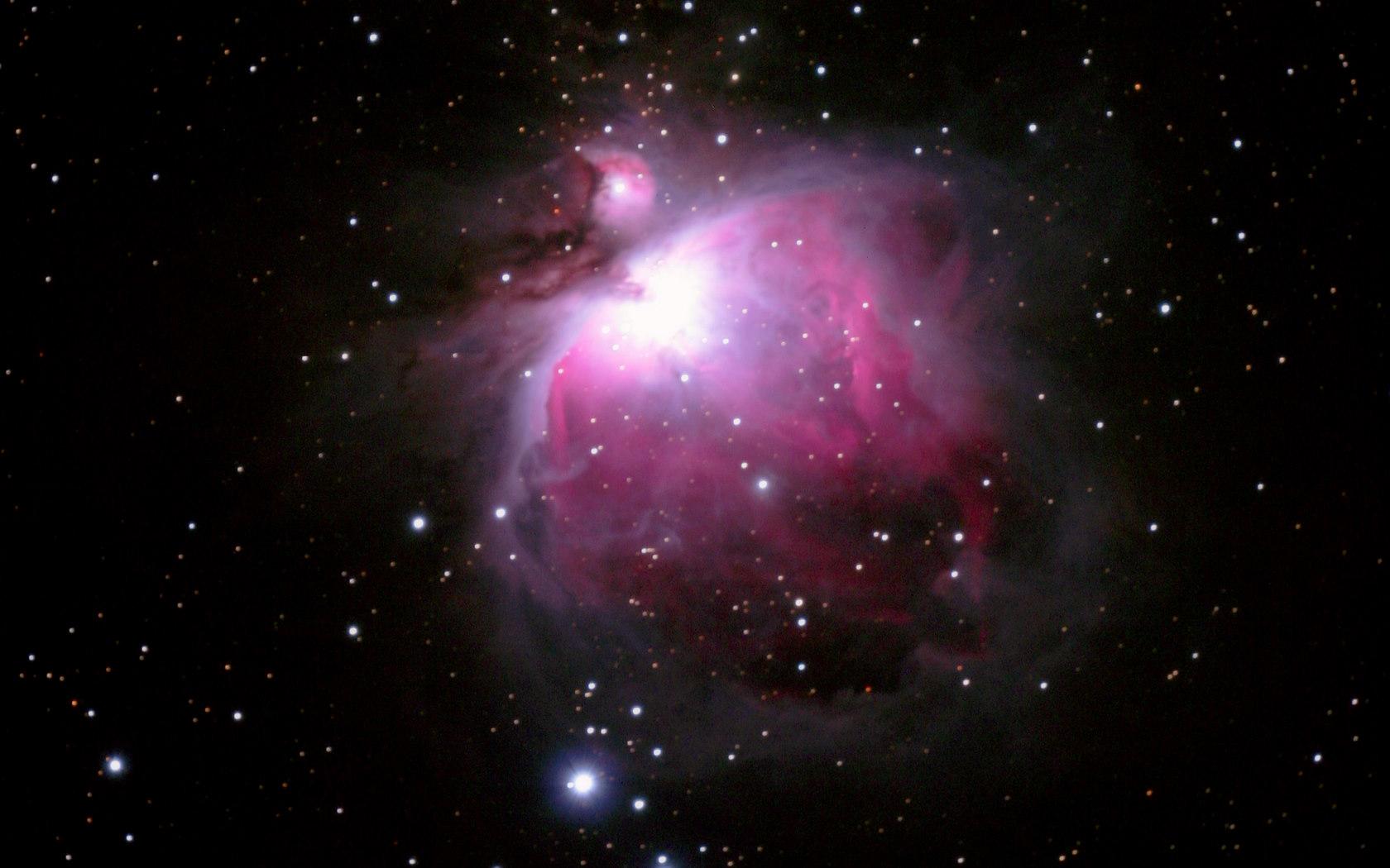 how big is orion nebula - photo #9