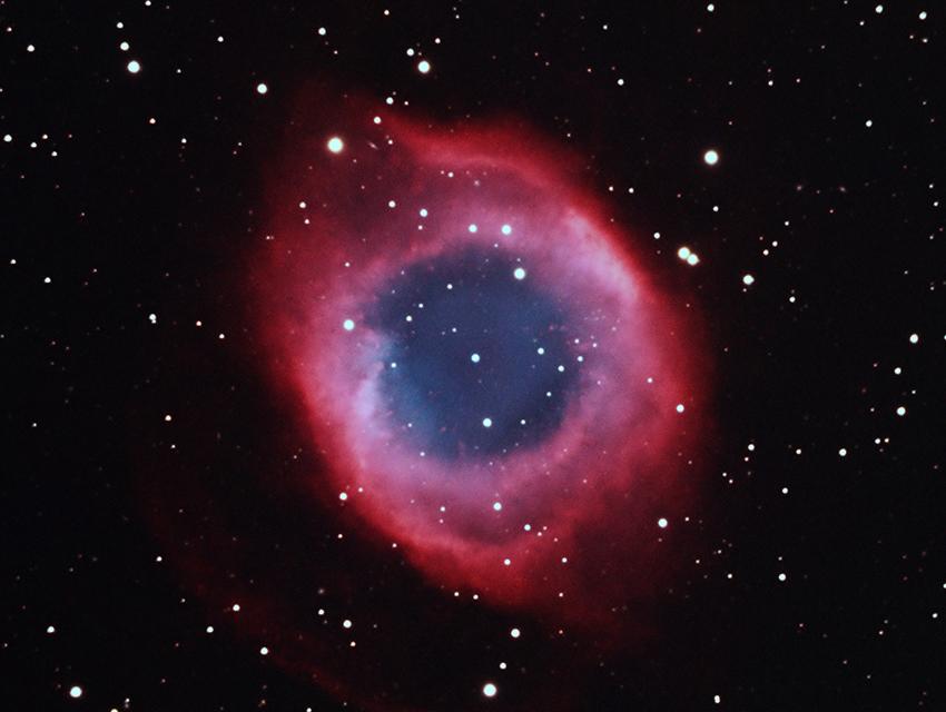 ngc 7293 the helix nebula - photo #22